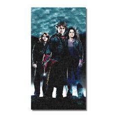 Toalha de Banho Harry Potter Rony e Hermione top para comprar na Targs.com.br