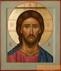 Christ the Savior Traditional Panel Russian Orthodox icon. Traditional Panel Orthodox icon of Christ the Savior. We build traditional panel heirloom quality reproduction icons. Each icon comes with hanging hardware. Religious Pictures, Religious Icons, Religious Art, Savior, Jesus Christ, Greek Icons, Paint Icon, Sign Of The Cross, Byzantine Icons