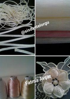 Bead Embroidery Tutorial, Beaded Embroidery, Needle Lace, Elsa, Beads, Handmade, Irish, Frames, Flower Tutorial