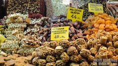 Turquia européia - Pesquisa Google--Pashminas no Grande Bazar - Istambul, Turquia