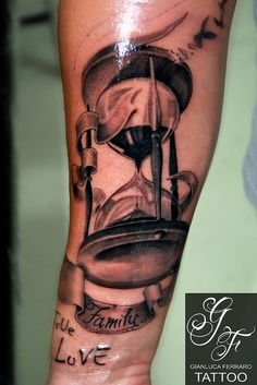 pearl hourglass tattoo - Google Search