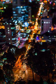 ˚Ho Chi Minh City, Vietnam