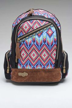 MOJO JackThreads - Mohawk backpack