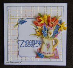 Caroline Cards: #Noor!Design Carpe Diem