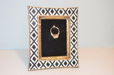 Premium Engagement & Wedding Ring Picture Frame by FramesofMine, $13.99