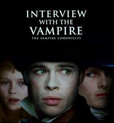 The Vampire Chronicles, Interview With The Vampire, Dark Moon, Movie Posters, Movies, Films, Film Poster, Cinema, Movie