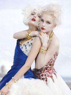 Marie Antoinette Inspired looks