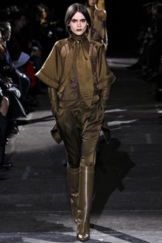Givenchy Fall 2012 Ready-to-Wear