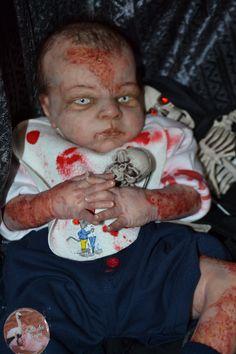 Devil baby Zombie