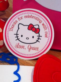 Home Sweet Home Place: Grace's Hello Kitty Birthday Party
