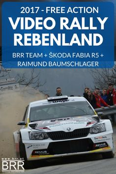 Video Rebenland Rallye 2017 SIEG für Raimund Baumschlager mit BRR-Team #video #rally #motorsport #baumschlager #skodafabiar5 Vw Polo R Wrc, Porsche, Motorsport, Skoda Fabia, Rally, Videos, Autos, Vehicles, Porch