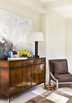 wonderful midcentury sideboard #midcentury #interior #design
