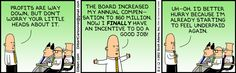 The Dilbert Strip for August 2, 2012 - I'm pretty certain this is how it really works.....