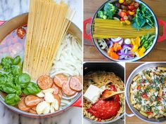 One-Pot Pasta Recipes – One-Dish Dinner Ideas – ALL YOU | Deals, coupons, savings, sweepstakes and more…