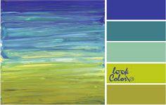 Картинки по запросу сочетание синего с зеленым