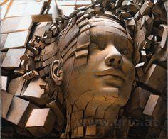 """Peter Gric - """"Dissolution de Ego II"""" - édition limitée imprimé * gratuit shi - Beinart Gallery"""