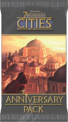 7 Wonders: Cities Anniversary Pack   Image   BoardGameGeek