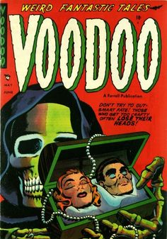 Comic Book Cover For Voodoo v1 #15