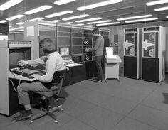 """Quand nos ancêtres travaillaient sur des """"ordinateurs"""""""