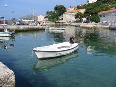 Mlini Harbour, Croatia