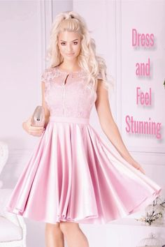 pretty skirts and dresses Girly Girl Outfits, Girly Outfits, Trendy Outfits, Classy Outfits, Dress Outfits, Cool Outfits, Pretty Dresses, Beautiful Dresses, Girly Captions