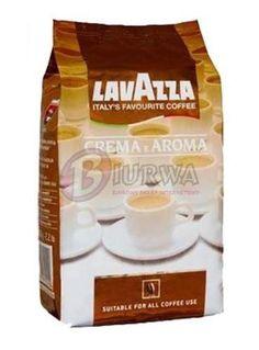 Kawa ziarnista Lavazza Crema E Aroma Delizia.pl - sklep z kawą Coffee Uses, Snack Recipes, Snacks, Luigi, Espresso, Latte, Chips, Food, Snack Mix Recipes