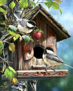 Dona Gelsinger ~ Home Sweet Home