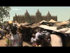 Kingdoms of Africa West Africa - YouTube.  Art Historian Dr Gus Casely-Hayford explores both the Benin bronzes and the Mosque at Djenne, Mali.