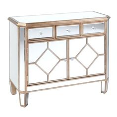 Reflect your style in your furniture #kirklands #glamchic