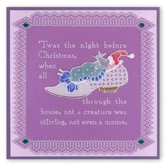 Felt Christmas, Handmade Christmas, Christmas Crafts, Christmas Ideas, O Holy Night, Twas The Night, Clarity Card, Baby Plates, Parchment Cards