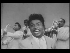 "Lucille♪ by Little  Richard  ~ Mom's name was Lucille, and she had a ""45"" of this song. We loved to listen to it. ......Elizabeth"