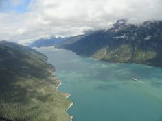 Alaska by helicopter