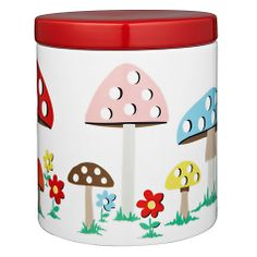 Buy Cath Kidston Mushroom Biscuit Jar Online at johnlewis.com