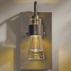 Erlenmeyer ADA Wall Sconce by Hubbardton Forge at Lumens.com