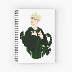 Draco Malfoy, Notebooks, Art Prints, Printed, Awesome, Artist, Products, Art Impressions, Artists