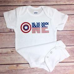 A personal favorite from my Etsy shop https://www.etsy.com/listing/398215755/america-birthday-bodysuit-unisex-boy