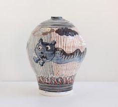 Nagasaki, Jars, Pottery, Clay, Gallery, Artist, Red, Ideas, Ceramica