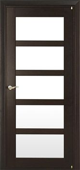 Merveilleux Interior Door, But In WHITE, With 5 Glass Panels To Match Our Wooden Doors