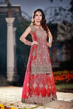 438dbc0b112d Latest Bridal Gowns Trends   Designs Collection 2019-2020