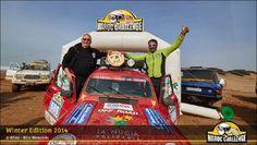 El equipo nuciero del Off Road La Nucia Solidaria hace segundo en la VII Maroc Challenge. http://bit.ly/13qeEHj