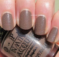 OPI San Francisco Liquid Sands!