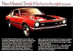 1971 v8 302 maverick grabber