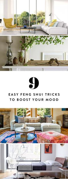 With thoughtful placement of these items, your life can be more peaceful, richer and healthier. Discover these simple feng shui tips here.