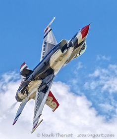 USAF Thunderbird!