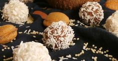 Stuffed Mushrooms, Vegan, Cookies, Vegetables, Desserts, Food, Raffaello, Stuff Mushrooms, Crack Crackers