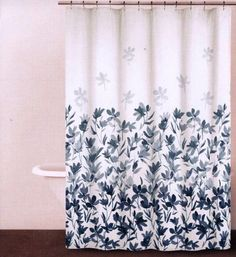 DKNY Garden Splash Periwinkle Blue & White Floral Fabric Shower Curtain DKNY http://www.amazon.com/dp/B00J9RP3RA/ref=cm_sw_r_pi_dp_wxQlvb0SZ9K23