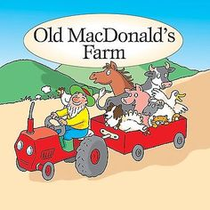 Old MacDonald s Farm New Sealed CD Childrens Infants Kids Available from www.sonusmedia.co.uk