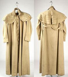 """Prospero's cloak for """"The Timpest"""" (only worn for certain scenes)"""