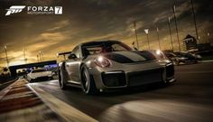 Forza Motorsport 7 on Xbox One X Looks Glorious Running in 4K, 60 FPS: Watch the first 25 minutes of Forza Motorsport 7 running in…