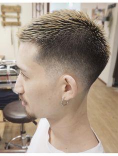 Cool Boys Haircuts, Haircuts For Men, Asian Man Haircut, Barber Shop Haircuts, Mohawk Hairstyles Men, David Beckham, Short Hair Styles, Hair Cuts, Hair Beauty
